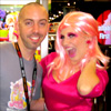 with JEM at the 2011 New York Comic Con