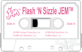 Jem Cassette Tapes