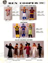 Ben Cooper 1986 US Toy Fair Catalog - Jem™