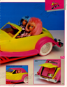 Hasbro 1986 US Toy Fair Catalog - 4090 Rockin' Roadster™ with FM radio!