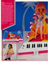 Hasbro 1986 US Toy Fair Catalog - 4100 Star Stage™ with cassette player!