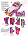 Hasbro 1987 US Toy Fair Catalog - 4091 Glitter 'n Gold Roadster™, 4055 Glitter 'N Gold Fashions™