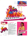 Hasbro 1987 US Toy Fair Catalog - 4100 Star Stage™ with cassette player!