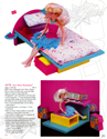 Hasbro 1987 US Toy Fair Catalog - 4078 New Wave Waterbed™