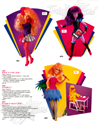 Hasbro 1987 US 1st Quarterly & Media Guide - 4002, Rock 'N Curl Jem™, 4020 Synergy™, 4003 Flash 'N Sizzle Jem™