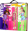 Tara - Barbie Fashionista Caring Case