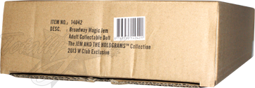 Integrity Toys Broadway Magic Jem™ (W Club 2013 Exclusive) 14042