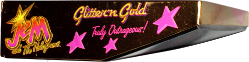 Integrity Toys Glitter'n Gold Jem/Jerrica Benton™ (SDCC 2013 Exclusive) 14044