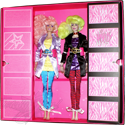"Integrity Toys In Stitches Jem™ & Phyllis ""Pizzazz"" Gabor™ Duet Giftset 14048 ©2013"