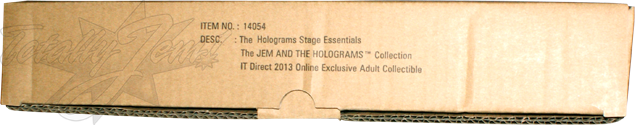 Integrity Toys The Holograms Stage Essentials (2013 IT Direct Exclusive) 14054 ©2013