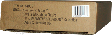 Integrity Toys Anthony Julian™(2015 IT Direct Fall Exclusive) 14066 ©2015