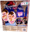 Brat® Masquerade Mask and Cosmetic Pack