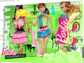 Sporty - Barbie® Fashionista™ Swappin' Styles®! - Wave 3 - FAB Life Day Look