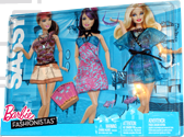 Sassy - Barbie® Fashionista™ Swappin' Styles®! - Wave 3 - FAB Life Day Look