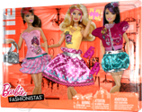 Cutie - Barbie® Fashionista™ Swappin' Styles®! - Wave 3 - FAB Life Night Look