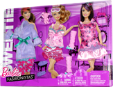 Sweetie - Barbie® Fashionista™ Swappin' Styles®! - Wave 3 - FAB Life Night Look