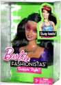 Sporty - Barbie® Fashionista™ Swappin' Styles®! - Wave 1