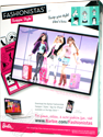 Sweetie - Barbie® Fashionista™  Swappin' Styles®! World Tour®