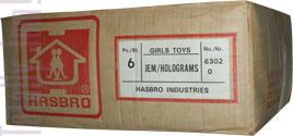 Hasbro JEM case or shipper