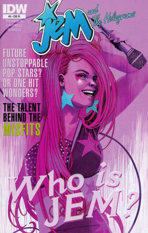 JEM the Comic Book!