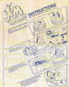 JEM Instructions - Rockin' Roadster 4090 1986