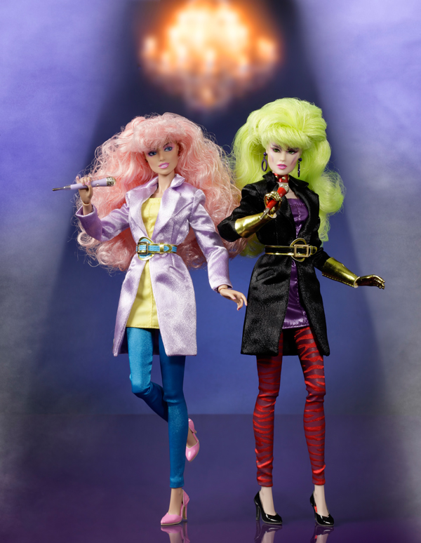 "In Stitches Jem™ & Phyllis ""Pizzazz"" Gabor™ Duet Giftset (2013 IT Direct Exclusive)"