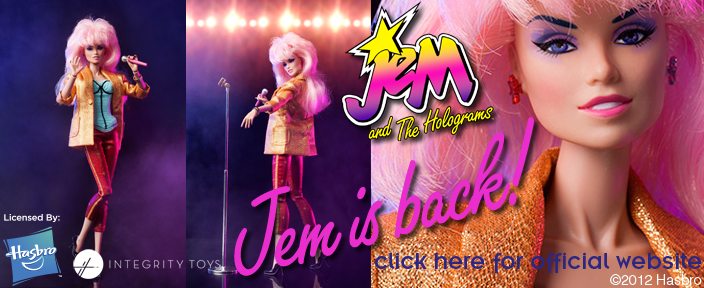 San Diego Comic ConHollywood Jem™