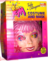 Jem: Costume and Mask - 1986 Ben Cooper