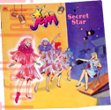 Jem Secret Star - 1986 Weekly Reader Books