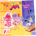 Jem Secret Star - 1986