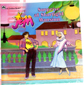 Jem Suprise at Starlight Mansion - 1986  A Golden Book/Western Pub. Co. 10191