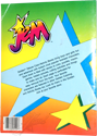 Jem: A Color/Activity Book: Stories, Fashions, Calendar                          & More - 1986 A Golden Book/Western                          Pub. Co. 5500