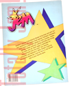 Jem: A Deluxe Color/Activity Book  - 1986 A Golden Book/Western Pub. Co. 5501