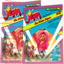 Find Your Fate: Jem #2 - The Video Caper - 1986 Random House