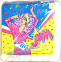 Jem Napkins - 1986 Unique 1642