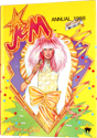 Jem Annual 1988 - 1987 World International Publishing/Tempo 6805