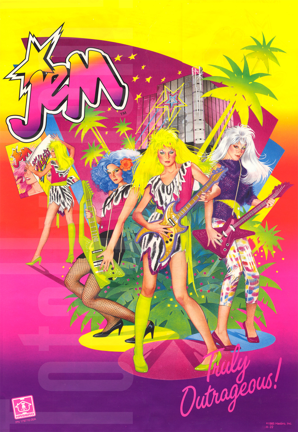 jem and the hologram songs online