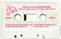 "JEM ""Sizzling Spring Savings"" Cassette"