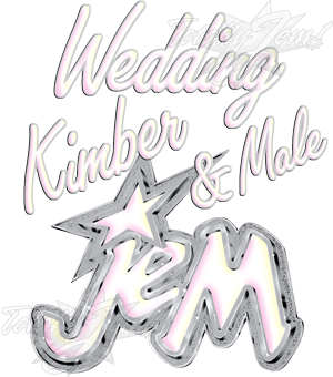 Wedding KImber & Male!!!