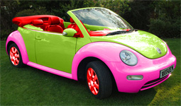 JEM's Beatin' Beetle - My Dream Car!